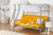 Фото 15 Кровать-чердак для взрослых: для тех, кто давно мечтает о большой и вместительной спальне