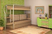 Фото 13 Кровать-чердак для взрослых: для тех, кто давно мечтает о большой и вместительной спальне