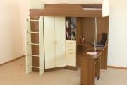 Фото 7 Кровать-чердак для взрослых: для тех, кто давно мечтает о большой и вместительной спальне
