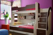 Фото 20 Кровать-чердак для взрослых: для тех, кто давно мечтает о большой и вместительной спальне