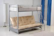 Фото 2 Кровать-чердак для взрослых: для тех, кто давно мечтает о большой и вместительной спальне