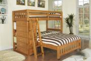 Фото 22 Кровать-чердак для взрослых: для тех, кто давно мечтает о большой и вместительной спальне