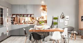 Оформление кухни: 100+ восхитительных фотоидей, которые вдохнут жизнь в старую кухню! фото