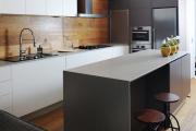 Фото 8 Дизайн кухни 11 кв. метров: трендовые интерьерные новинки и современные планировки