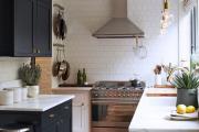 Фото 3 Дизайн кухни 11 кв. метров: трендовые интерьерные новинки и современные планировки