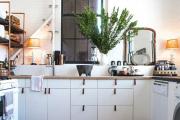 Фото 2 Дизайн кухни 11 кв. метров: трендовые интерьерные новинки и современные планировки