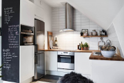 Фото 14 Дизайн кухни 11 кв. метров: трендовые интерьерные новинки и современные планировки