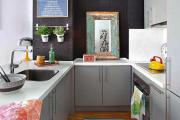 Фото 15 Дизайн кухни 11 кв. метров: трендовые интерьерные новинки и современные планировки
