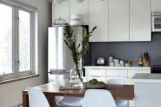 Фото 16 Дизайн кухни 11 кв. метров: трендовые интерьерные новинки и современные планировки