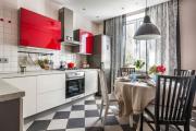Фото 30 Дизайн кухни 11 кв. метров: трендовые интерьерные новинки и современные планировки