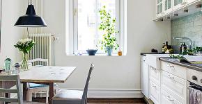 Интерьер кухни площадью 16 кв. метров: как организовать пространство максимально функционально? фото