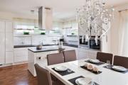 Фото 18 Интерьер кухни площадью 16 кв. метров: как организовать пространство максимально функционально?
