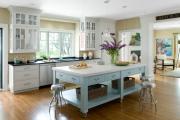 Фото 16 Интерьер кухни площадью 16 кв. метров: как организовать пространство максимально функционально?