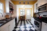 Фото 1 Интерьер кухни площадью 16 кв. метров: как организовать пространство максимально функционально?