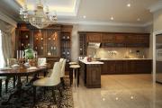 Фото 8 Интерьер кухни площадью 16 кв. метров: как организовать пространство максимально функционально?