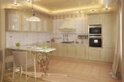 Фото 26 Интерьер кухни площадью 16 кв. метров: как организовать пространство максимально функционально?