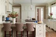Фото 32 Интерьер кухни площадью 16 кв. метров: как организовать пространство максимально функционально?
