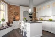 Фото 17 Интерьер кухни площадью 16 кв. метров: как организовать пространство максимально функционально?
