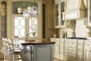 Фото 6 Блеск и утонченность Ренессанса: 60+ роскошных интерьеров кухни в стиле барокко
