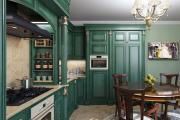 Фото 8 Блеск и утонченность Ренессанса: 60+ роскошных интерьеров кухни в стиле барокко