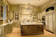 Фото 9 Дизайн кухни в стиле барокко (60+ фото): секреты роскошных интерьеров для настоящих ценителей