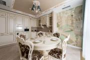 Фото 11 Блеск и утонченность Ренессанса: 60+ роскошных интерьеров кухни в стиле барокко