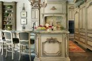 Фото 12 Блеск и утонченность Ренессанса: 60+ роскошных интерьеров кухни в стиле барокко