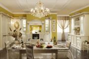 Фото 16 Дизайн кухни в стиле барокко (60+ фото): секреты роскошных интерьеров для настоящих ценителей