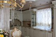 Фото 17 Блеск и утонченность Ренессанса: 60+ роскошных интерьеров кухни в стиле барокко