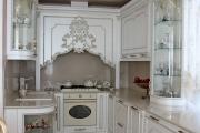 Фото 19 Дизайн кухни в стиле барокко (60+ фото): секреты роскошных интерьеров для настоящих ценителей