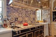 Фото 20 Блеск и утонченность Ренессанса: 60+ роскошных интерьеров кухни в стиле барокко