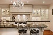 Фото 23 Дизайн кухни в стиле барокко (60+ фото): секреты роскошных интерьеров для настоящих ценителей