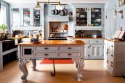 Фото 25 Дизайн кухни в стиле барокко (60+ фото): секреты роскошных интерьеров для настоящих ценителей