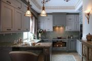 Фото 26 Блеск и утонченность Ренессанса: 60+ роскошных интерьеров кухни в стиле барокко