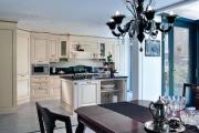 Фото 27 Блеск и утонченность Ренессанса: 60+ роскошных интерьеров кухни в стиле барокко