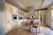 Фото 28 Блеск и утонченность Ренессанса: 60+ роскошных интерьеров кухни в стиле барокко