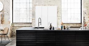 Кухня в стиле лофт (100+ лучших фото): создаем продуманный дизайн интерьера без дизайнера фото