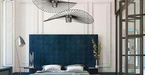 Люстры для спальни — от недорогих до luxury: подборка стильных моделей 2019 года в интерьере фото