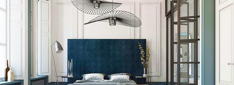 Люстры для спальни — от недорогих до luxury: подборка стильных моделей 2018 года в интерьере