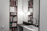 Фото 2 Мойки из акрилового камня: 65+ стильных дизайнерских вариантов для кухни и ванной
