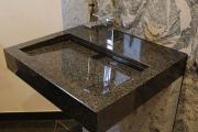 Фото 10 Мойки из акрилового камня: 65+ стильных дизайнерских вариантов для кухни и ванной