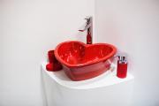 Фото 14 Мойки из акрилового камня: 65+ стильных дизайнерских вариантов для кухни и ванной