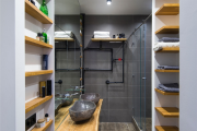 Фото 16 Мойки из акрилового камня: 65+ стильных дизайнерских вариантов для кухни и ванной