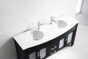 Фото 19 Мойки из акрилового камня: 65+ стильных дизайнерских вариантов для кухни и ванной