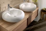 Фото 23 Мойки из акрилового камня: 65+ стильных дизайнерских вариантов для кухни и ванной