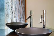 Фото 24 Мойки из акрилового камня: 65+ стильных дизайнерских вариантов для кухни и ванной