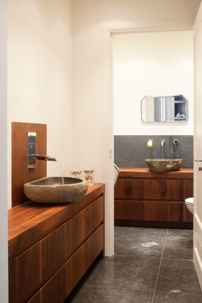 Такие умывальники - великолепный симбиоз функциональности и эстетики для вашей ванной