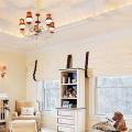 Натяжные потолки в детскую комнату (110 ярких фотоидей): стильные варианты оформления для комнаты мальчика и девочки фото
