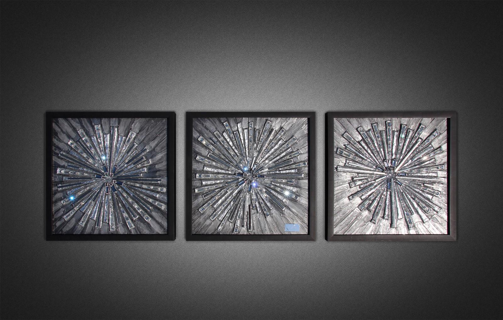Объемные картины в интерьере 60 стильных дизайнерских идей
