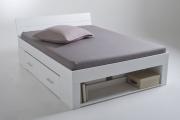 Фото 5 Кровати с ящиками для белья: как выбрать максимально функциональное спальное место?